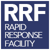 Rapid Response Facility logo with border